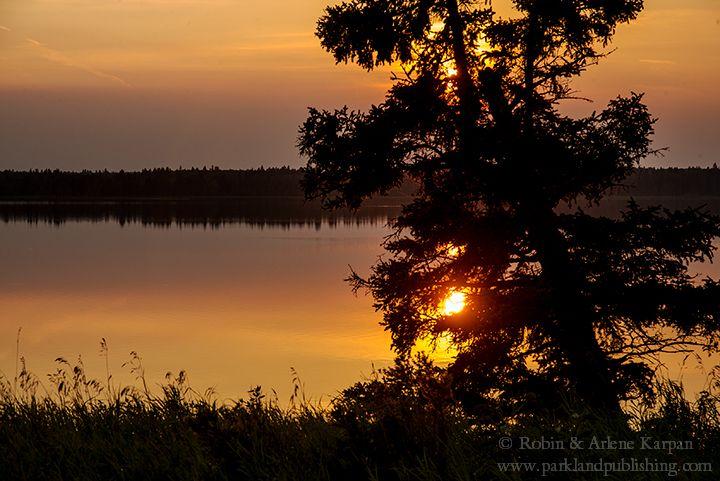Sunset Lake Audy