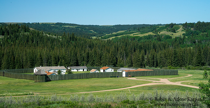 Fort Walsh National Historic Site, Cypress Hills