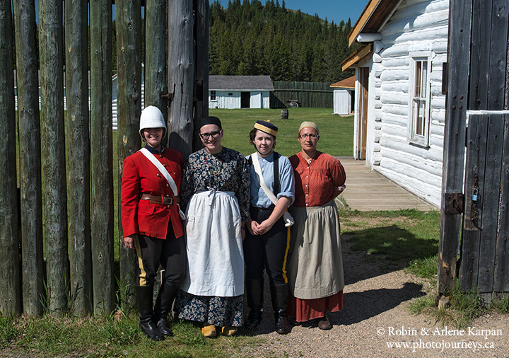 Guides, Fort Walsh