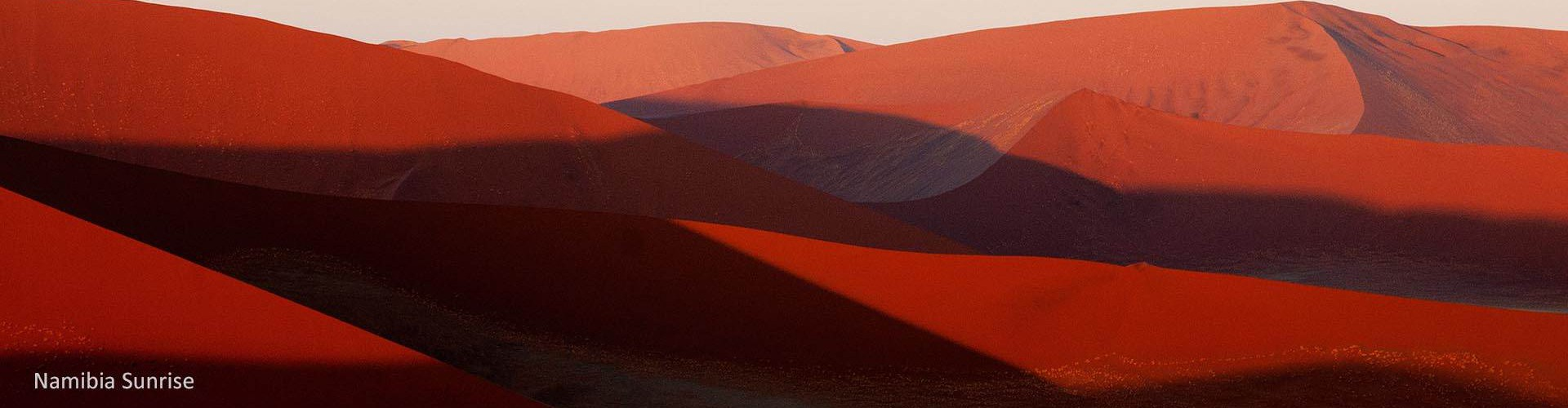 Namibia dunes