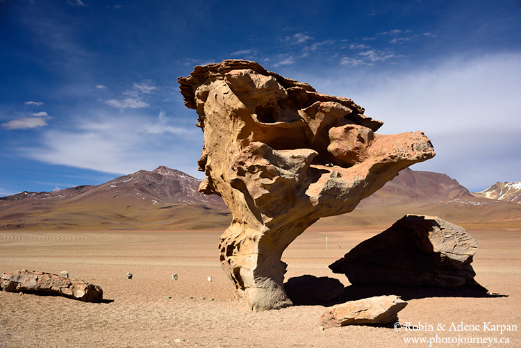 rock formation, Bolivia