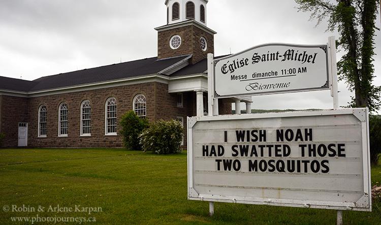 Mosquito sign