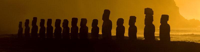 Tongariki, Easter Island