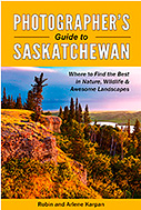 Photographer's Guide to Saskatchewan cover