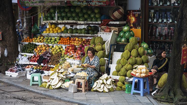 stall, Hanoi