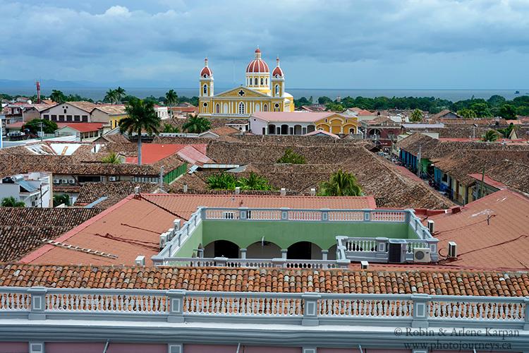 Grenada, Nicaragua