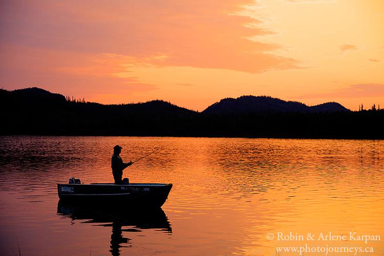 MacIntosh Bay, Lake Athabasca, Saskatchewan