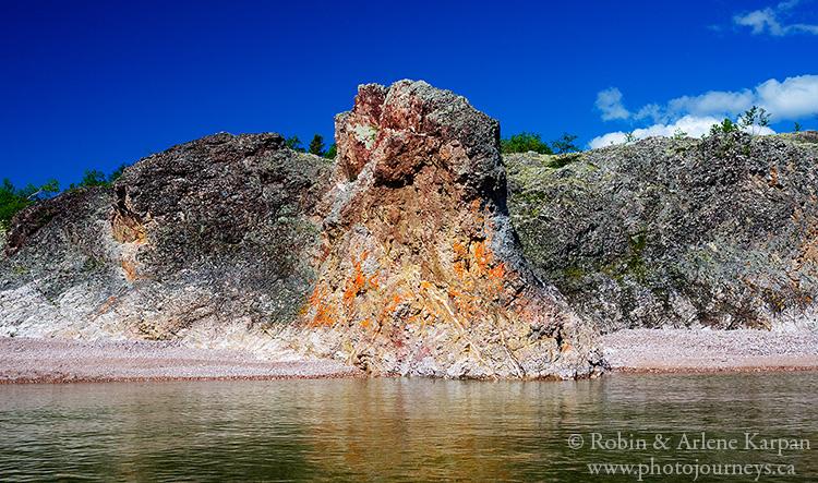Anderson Island, Lake Athabasca, Saskatchewan