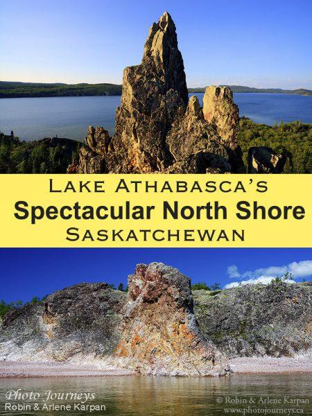Blog post, Lake Athabasca's Spectacular North Shore Part 1