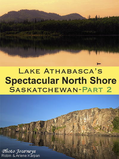 Blog post, Lake Athabasca's Spectacular North Shore Part 2