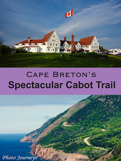 Blog post, Cape Breton's Spectacular Cabot Trail