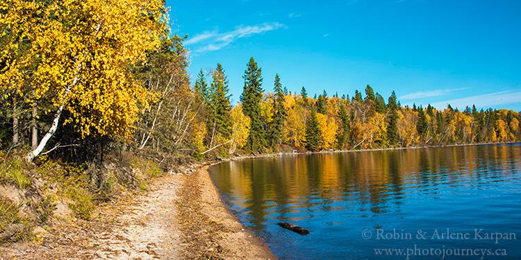 Waskesiu Lake, Prince Albert National Park