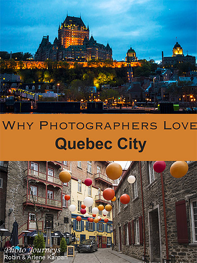 Pinterest Quebec City blog