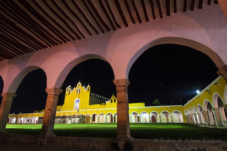 Monastery, Izamal