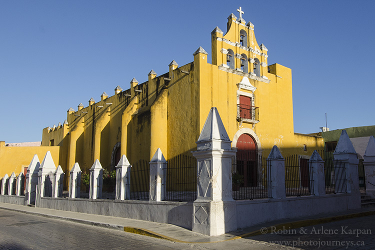 Church of Jesus of Campeche