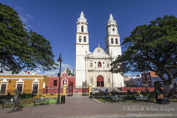 Cathedral, Campeche