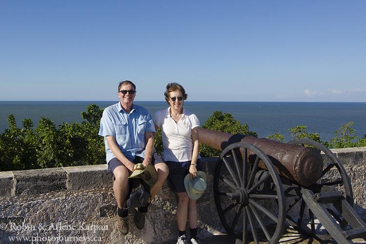 San Miguel fort, Campeche