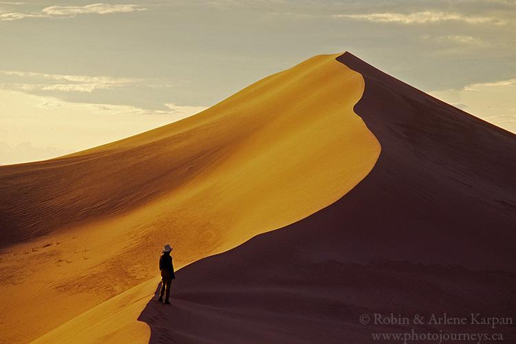 Athabasca Sand Dunes, northern Saskatchewan