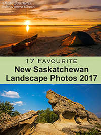 Blog posting, 2017 Saskatchewan landscape photos