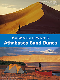 Exploring Saskatchewan's Athabasca Sand Dunes blog post
