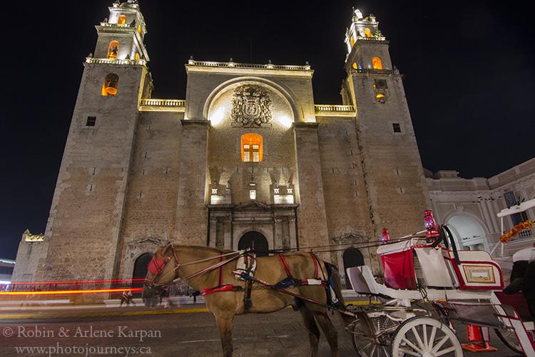 Cathedral, Merida, Mexico