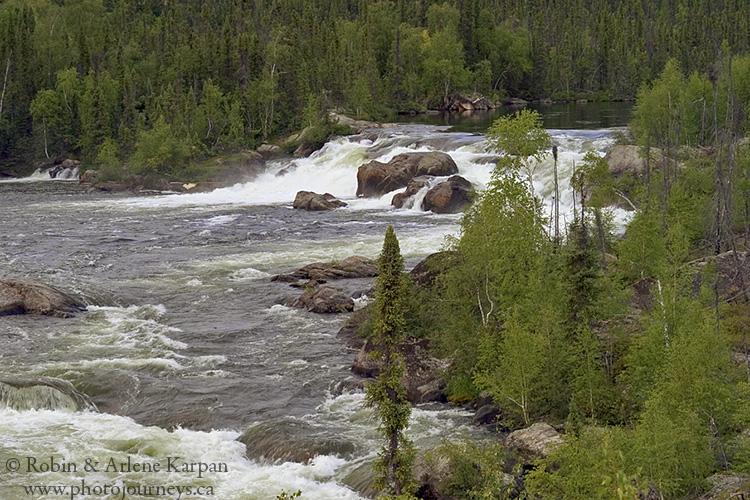 Porcupine River, Saskatchewan
