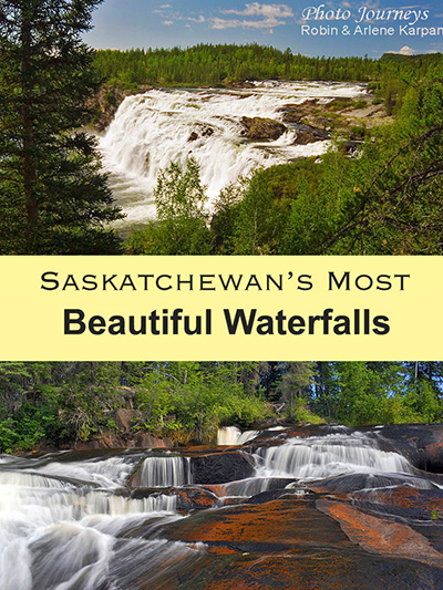 Pin - Saskatchewan Waterfalls, Photojourneys.ca
