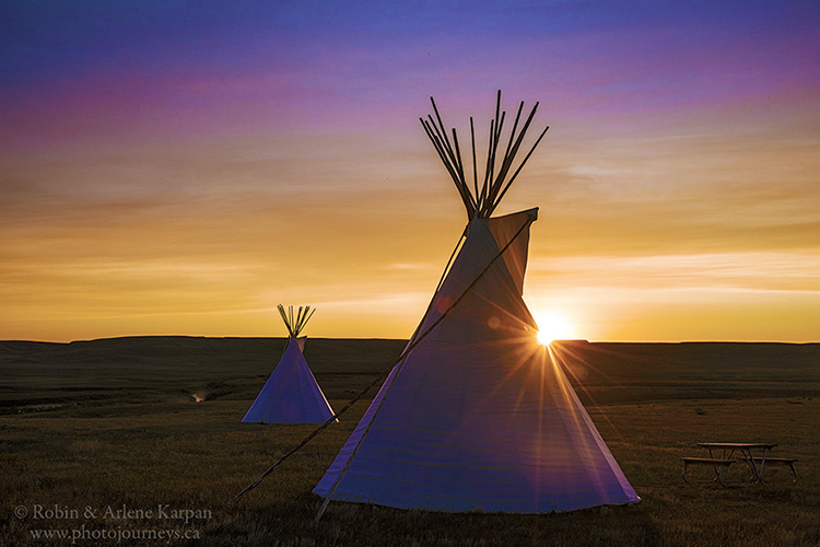 Grasslands National Park, SK