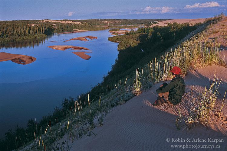 Athabasca Athabasca Sand Dunes, Saskatchewan