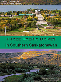 Pinterest - 3 drives in southern SK