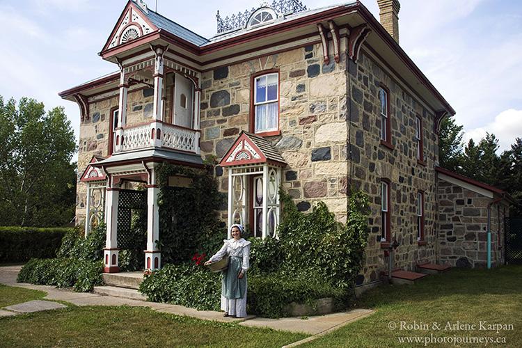 Motherwell Homestead, SK